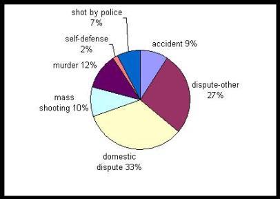 Gun Homicide Breakdown